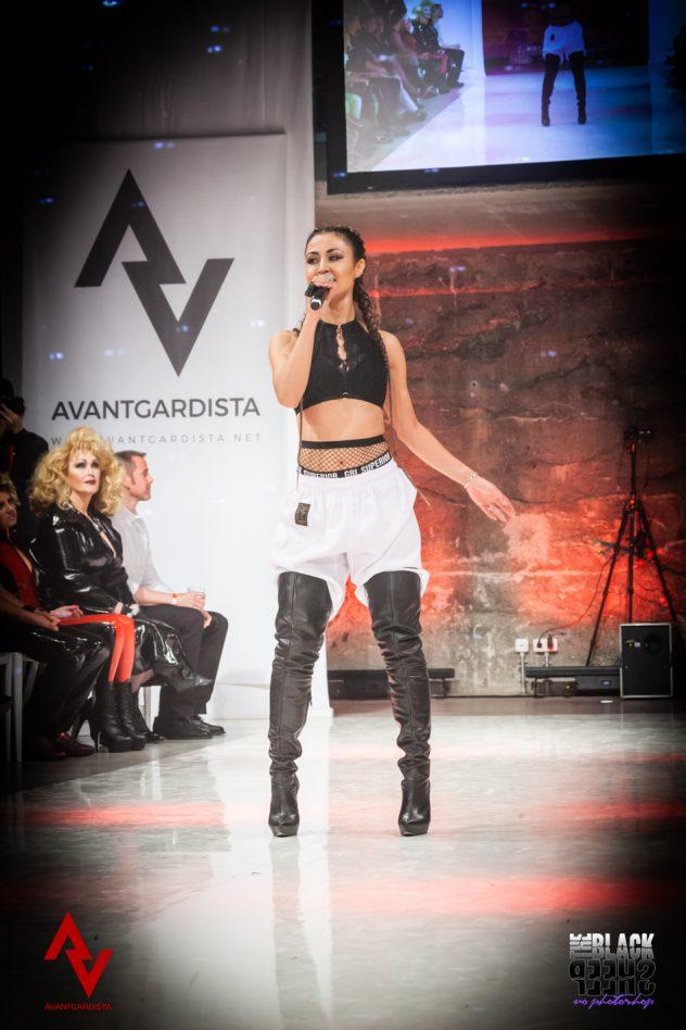Avantgardista Fetish Fashion Fernando Berlin Boots Lingerie